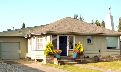 Skagit County Single Family Home For Sale: 1023 E Fairhaven Ave