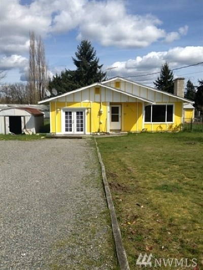 Yelm Single Family Home For Sale: 10342 Tranquility Lane SE