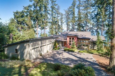 Camano Island Single Family Home For Sale: 1103 Cavalero Rd