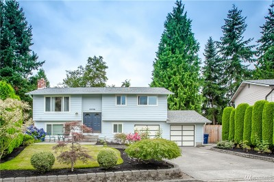 Federal Way Single Family Home For Sale: 3705 SW 335th St Ct
