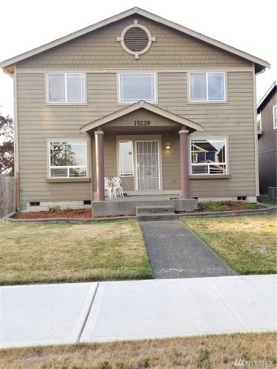Sumner Single Family Home For Sale: 15229 46th St Ct E
