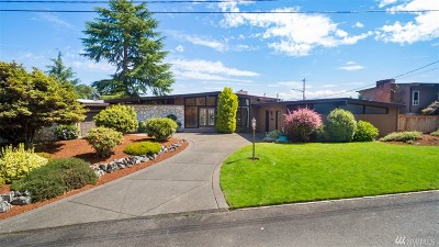 Pierce County Single Family Home For Sale: 1205 Firland Dr