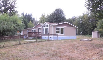 Tumwater Single Family Home For Sale: 2980 Sapp Rd SW