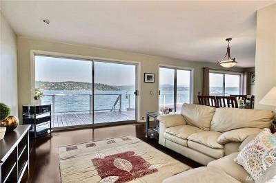 Seattle Single Family Home For Sale: 9664 Rainier Ave S