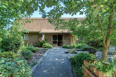 Concrete Single Family Home For Sale: 40418 Pioneer Lane