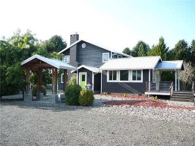 Sequim Single Family Home For Sale: 103 Evening Star Wy
