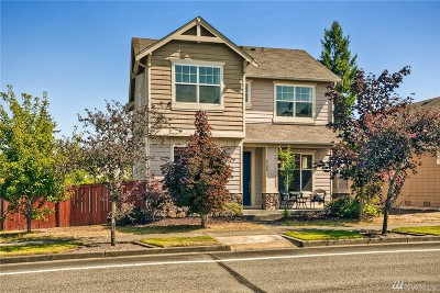 Lacey Single Family Home For Sale: 9300 Stevens Ct NE