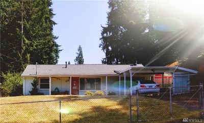 Mountlake Terrace Single Family Home For Sale: 21609 55th Ave W