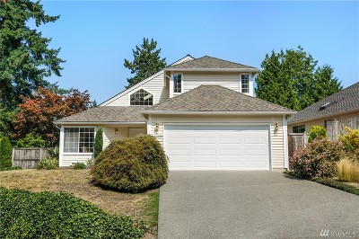 Bothell Single Family Home For Sale: 11716 NE 165th Place