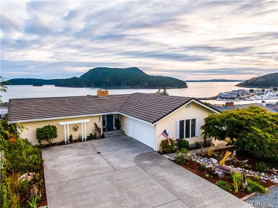 Anacortes Single Family Home Pending: 4907 Kingsway