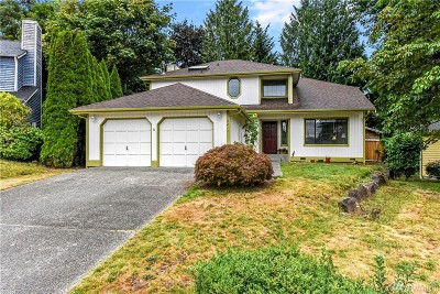 Sammamish Single Family Home For Sale: 22131 NE 9th Place