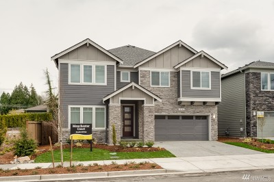 Snohomish Single Family Home For Sale: 14105 45th Ave SE #MC 17