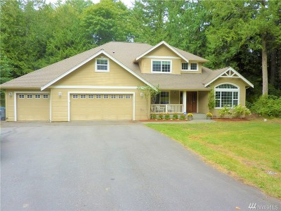 Silverdale Single Family Home For Sale: 8778 NW Shontel Ct