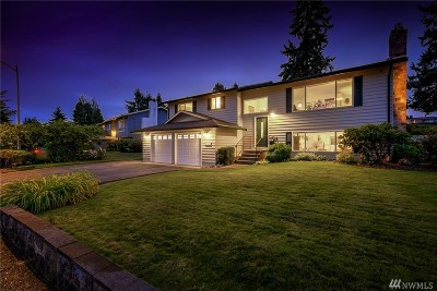 Federal Way Single Family Home For Sale: 3811 SW 313th St
