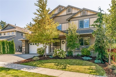 Lake Stevens Single Family Home For Sale: 1520 71st Ave SE
