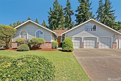 Everett Single Family Home For Sale: 11915 42nd Dr SE