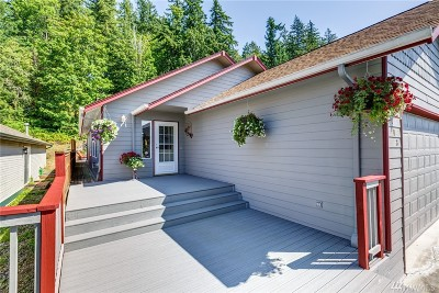 Whatcom County Single Family Home Pending: 103 S 44th St