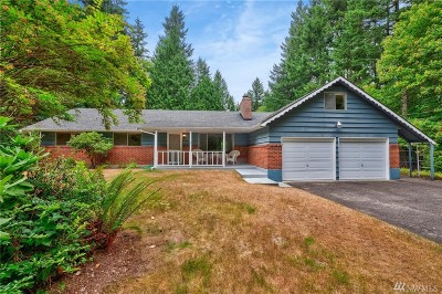 Gig Harbor Single Family Home For Sale: 12315 106th St NW