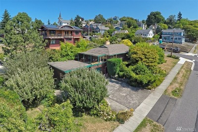 Bellingham Single Family Home For Sale: 1315 Mill Ave
