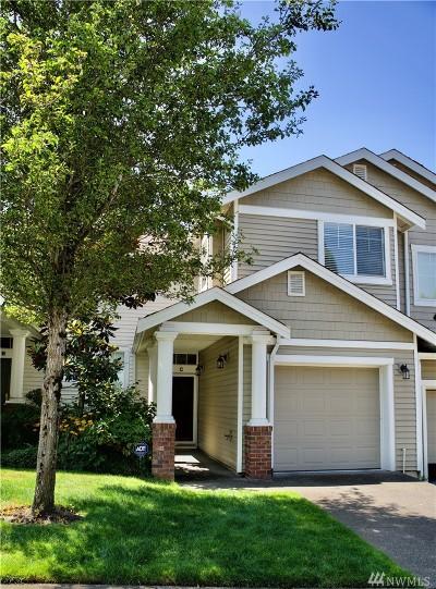 Renton Single Family Home For Sale: 4811 Davis Place S #47C