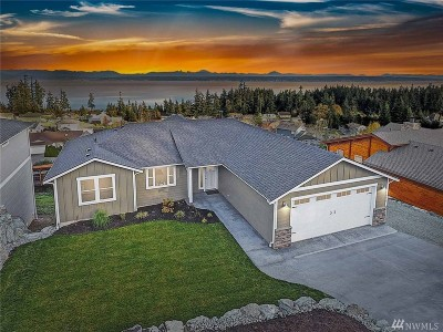 Camano Island Single Family Home For Sale: 1037 Lightning Wy