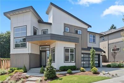 Redmond Single Family Home For Sale: 13473 NE 110th Place