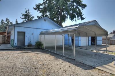 Rainier Single Family Home Pending Inspection: 407 Volesky Dr SE