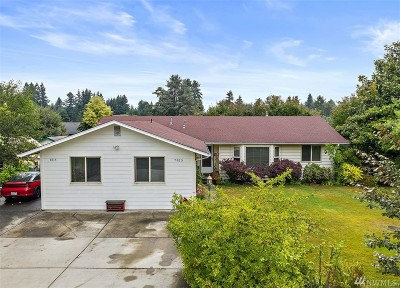 Olympia Single Family Home For Sale: 7815 Mountain Aire Lp SE