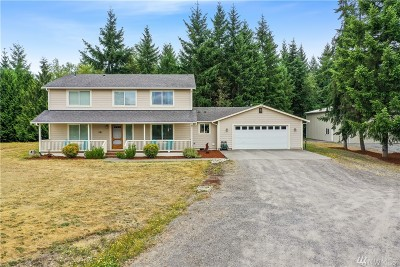 Chehalis Single Family Home For Sale: 281 Bear View Dr