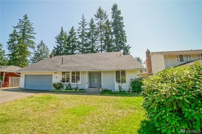 Port Orchard Single Family Home For Sale: 2960 SE Calaveras