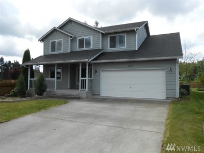Yelm Single Family Home Pending: 16215 Palouse Ave SE