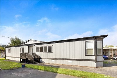 Bellingham Mobile Home For Sale: 2400 Donovan Ave #55