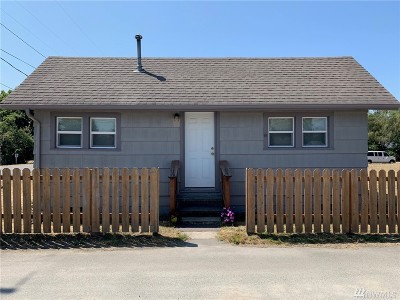 Yelm Single Family Home Pending Inspection: 105 Edwards St SE