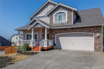 Marysville Single Family Home Contingent: 7719 64th Place NE