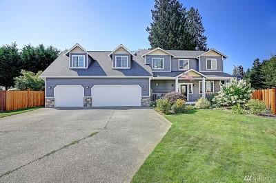 Marysville Single Family Home For Sale: 13112 55th Dr NE