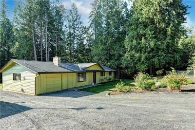 Monroe Single Family Home For Sale: 11500 239th Ave SE