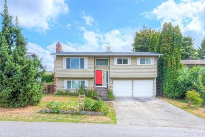 Marysville Single Family Home For Sale: 9707 62nd Dr NE