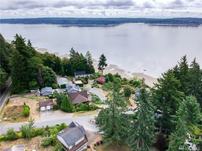 Gig Harbor Single Family Home Contingent: 12405 103rd St Ct NW