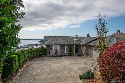 Anacortes Single Family Home Pending Inspection: 2502 Highland Dr