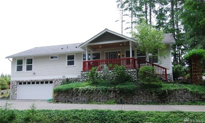 Union Single Family Home For Sale: 51 E Hemlock Lane