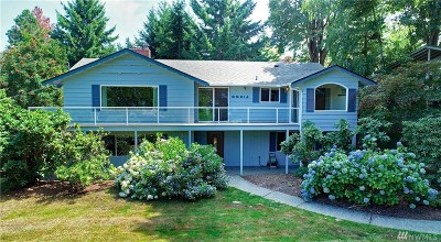 Federal Way Single Family Home For Sale: 29614 11th Ave SW
