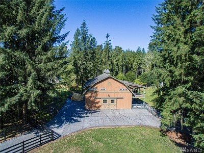 Lake Stevens Single Family Home Contingent: 4825 Schwarzmiller Rd