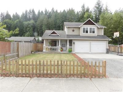 Skagit County Single Family Home Contingent: 45066 Cedar St