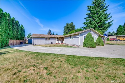 Tacoma WA Single Family Home For Sale: $349,950