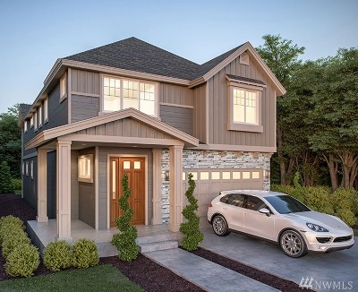 Redmond Single Family Home For Sale: 11406 174th Ave NE