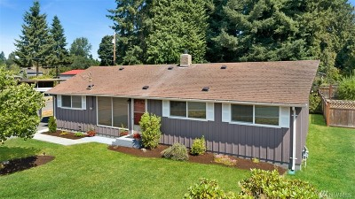 Milton Single Family Home For Sale: 804 15th Ave
