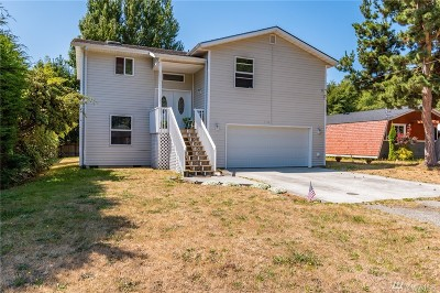 Coupeville Single Family Home For Sale: 1116 S Dewey Dr