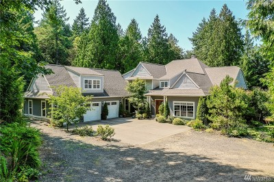 Gig Harbor Single Family Home For Sale: 5528 Timber Lane NW