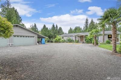 Poulsbo Single Family Home For Sale: 4025 NE Gamble Creek Lane