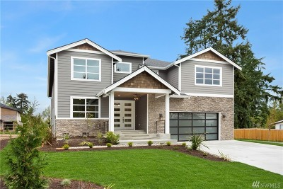Bothell WA Single Family Home For Sale: $1,199,000